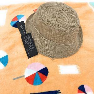 4/$25 Packable Women's Beach Sun Hat NWT